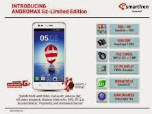 Smartfren Andromax G2 Limited Edition