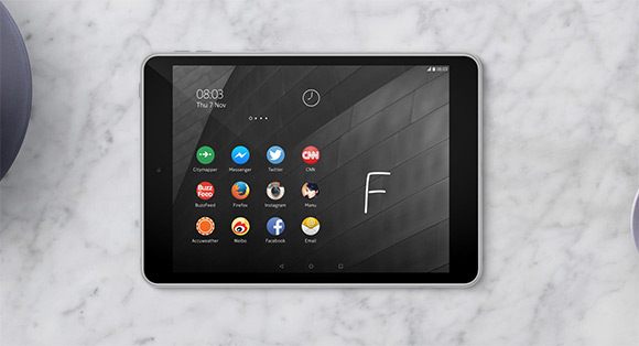 Tablet Nokia N1 Android Lolipop