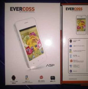 Smartphone Evercoss A5P